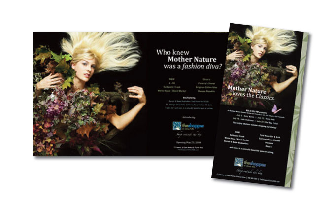 the shoppes at chino hills inland empire magazine ads from perry design and advertising - image
